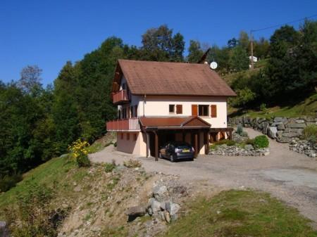 Maison a vendre ventron 88310 achat maison ventron for Garage vosges occasion