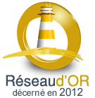 Cette franchise a reu un r&eacute;seau d'Or suite  l'enqute ralise auprs de ses franchiss